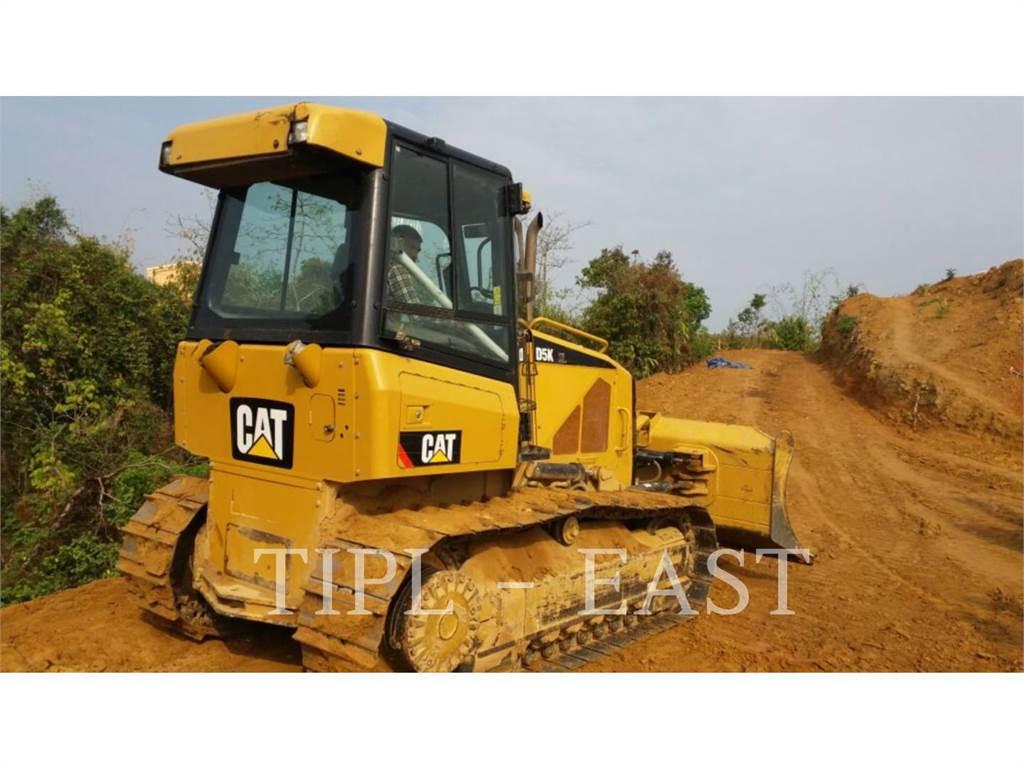 Caterpillar D5KXL, Dozers, Construction