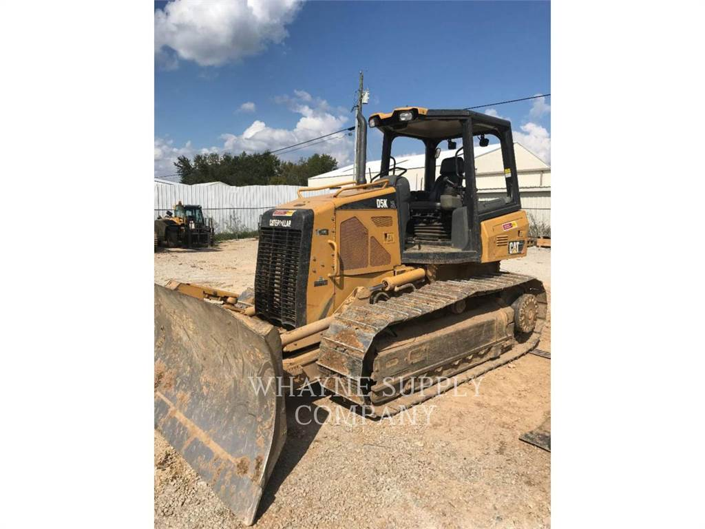 Caterpillar D5KXL, Dozers, Construction