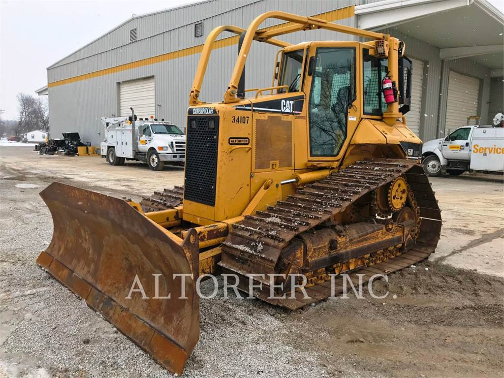 Caterpillar D5NLGP, Dozers, Construction