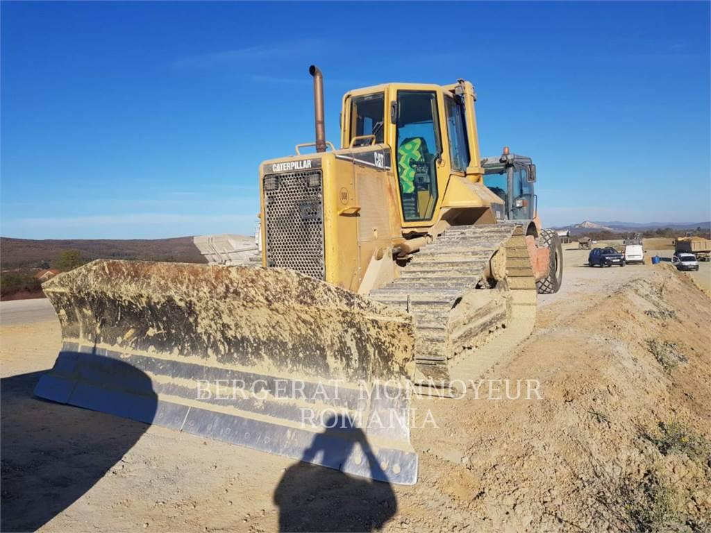 Caterpillar D5NLGP, Bulldozers, Construcción