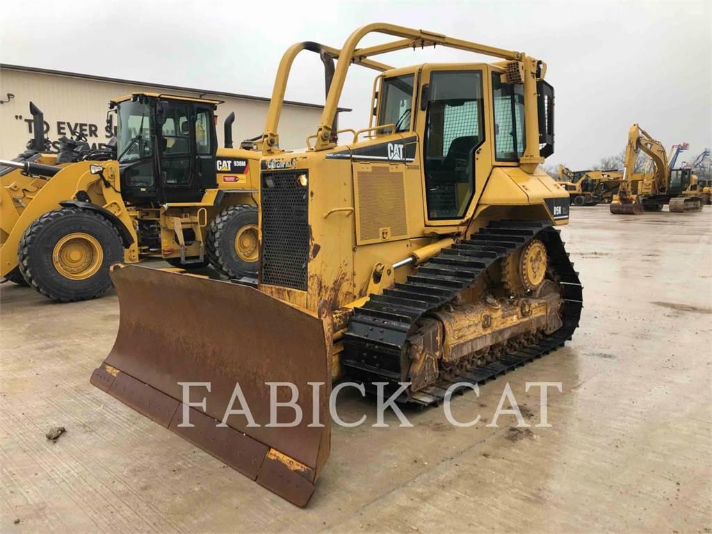 Caterpillar D5NXL, Dozers, Construction