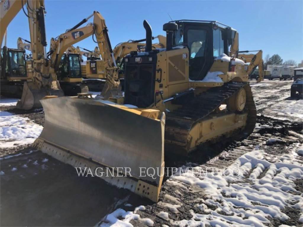 Caterpillar D6 VP, Crawler dozers, Construction