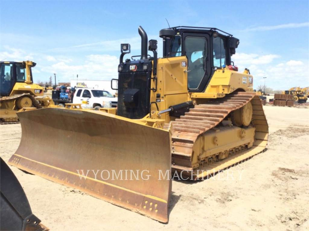 Caterpillar D6 VP LGP, Bulldozer, Équipement De Construction