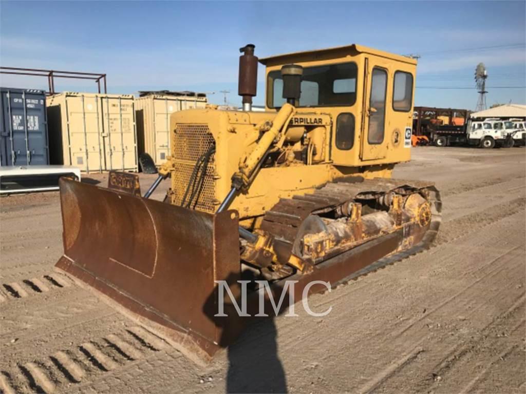 Caterpillar D6C, Bulldozer, Équipement De Construction