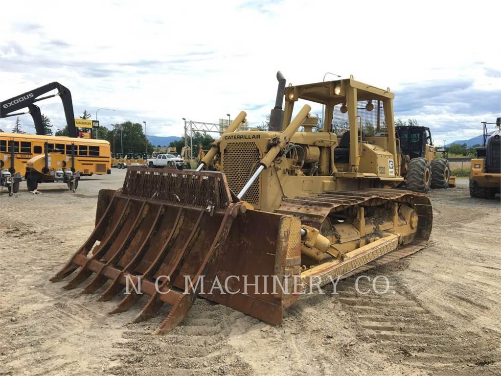 Caterpillar D6DLGP, Bulldozers, Construcción
