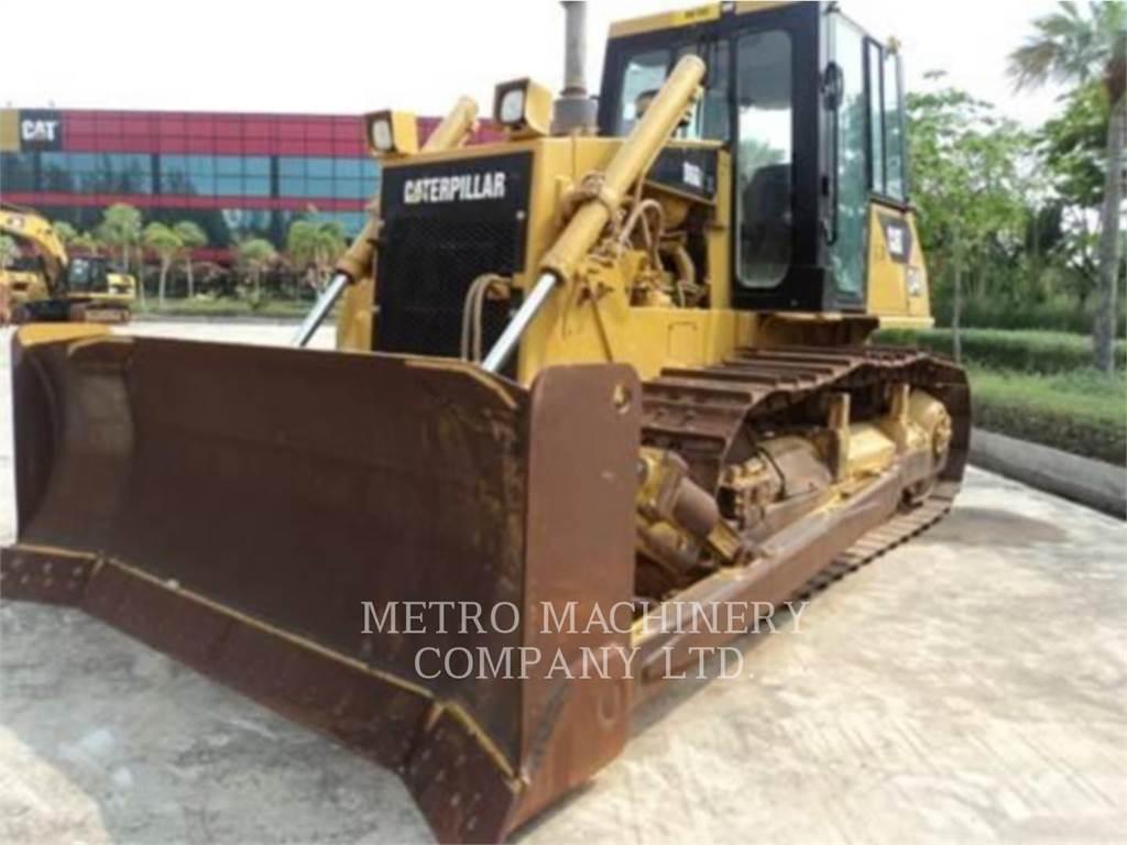 Caterpillar D6G, Bulldozer, Équipement De Construction