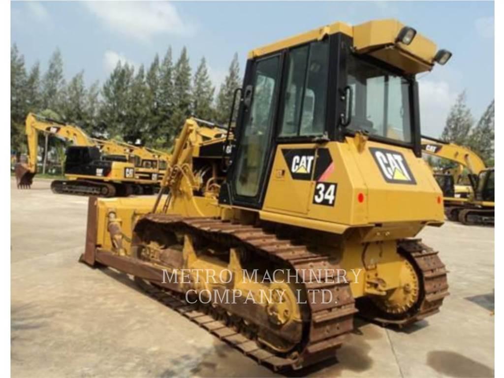 Caterpillar D6G, Dozers, Construction