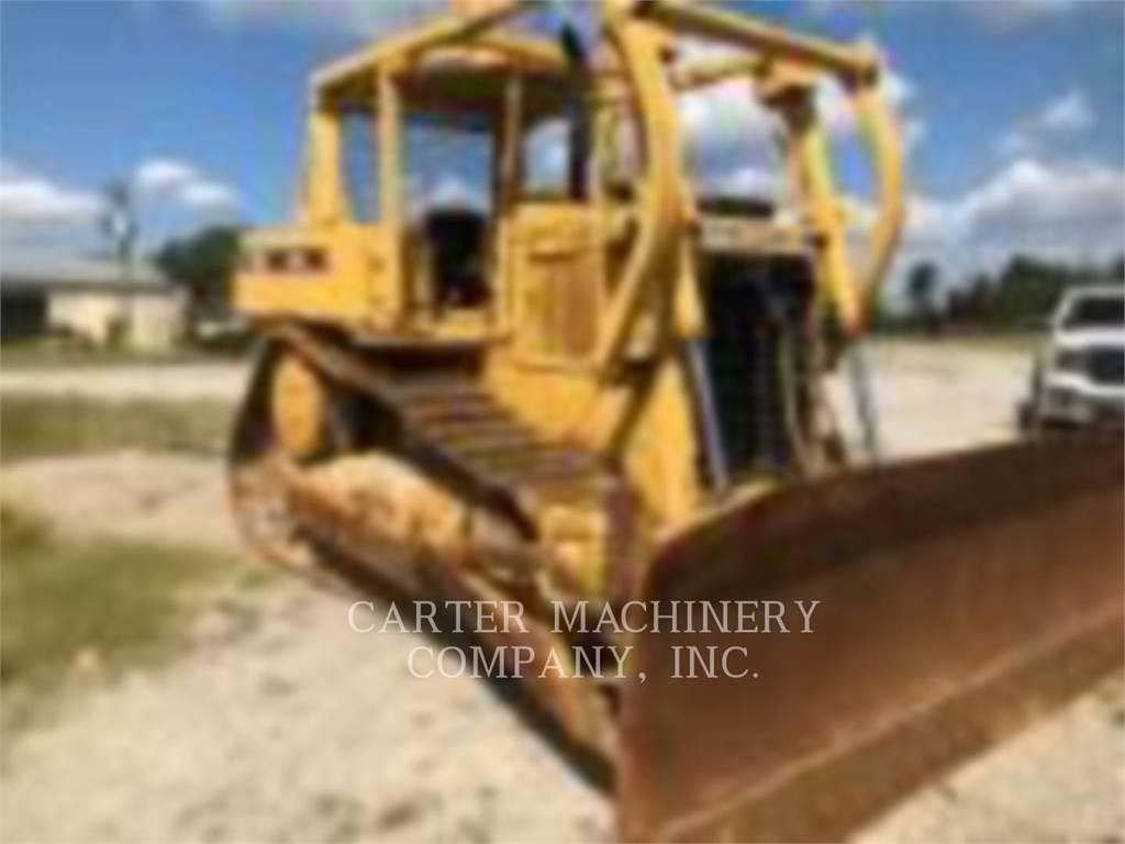 Caterpillar D6HIIXL, Buldozere, Constructii