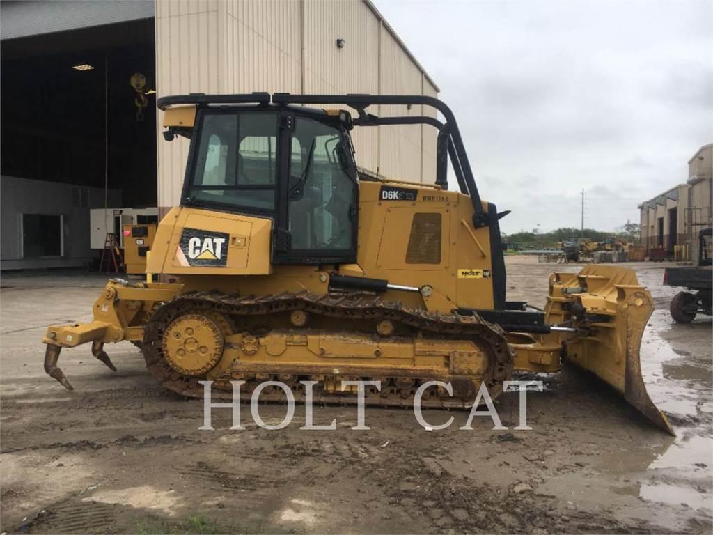 Caterpillar D6K, Dozers, Construction
