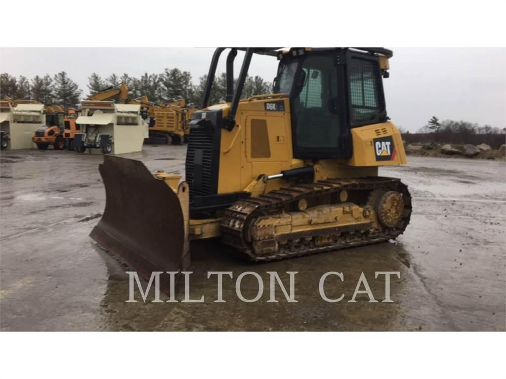 Caterpillar D6K 2 XL, Bulldozer, Équipement De Construction