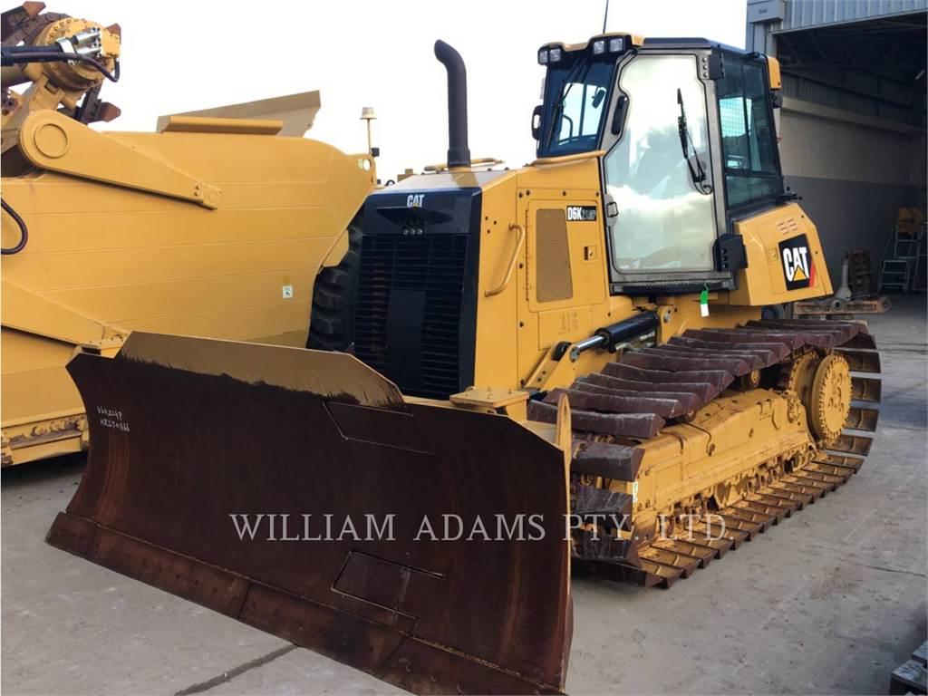 Caterpillar D6K LGP, Bulldozer, Équipement De Construction