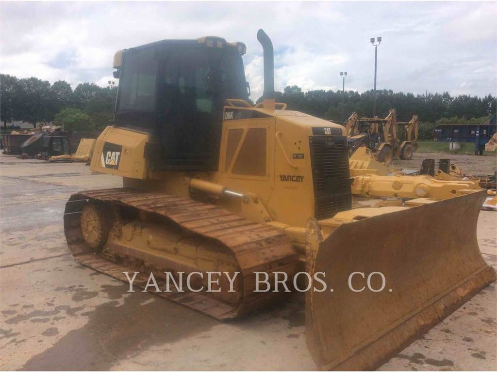 Caterpillar D6K LGP, Dozers, Construction