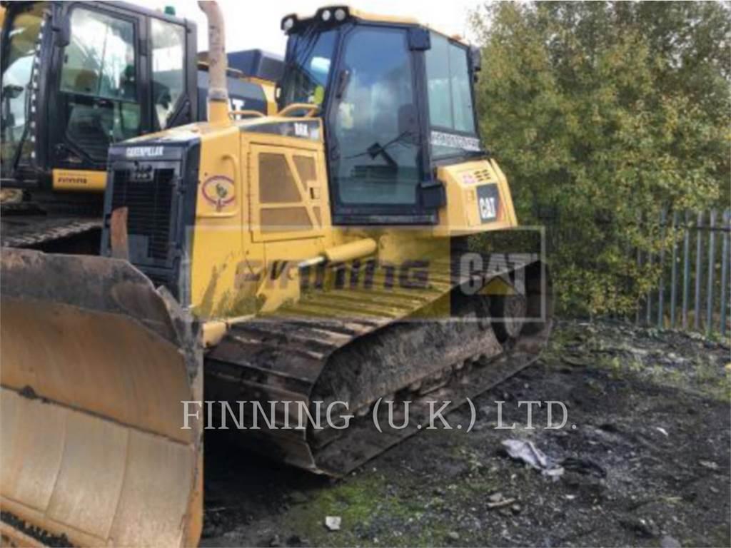 Caterpillar D6K LGP, Dozers, Construction
