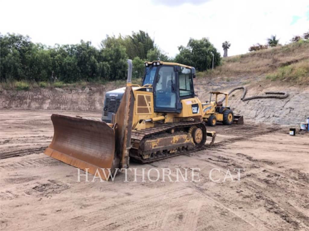 Caterpillar D6K SL, Tratores de rastos, Equipamentos Construção