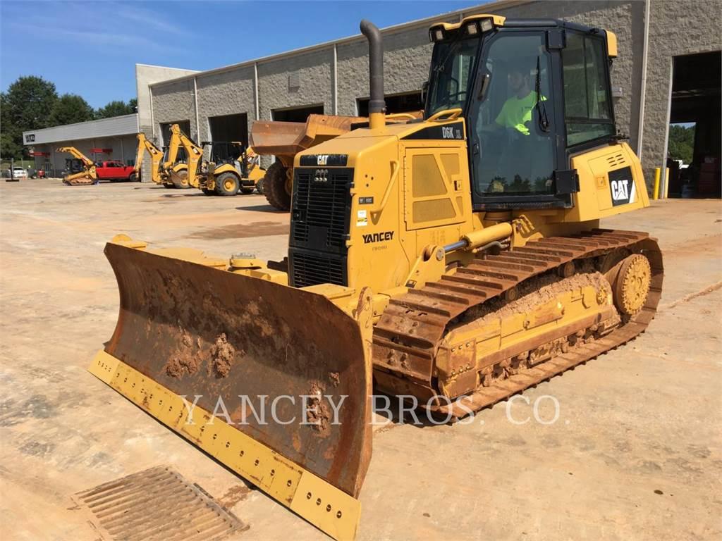 Caterpillar D6K XL, Bulldozers, Construcción