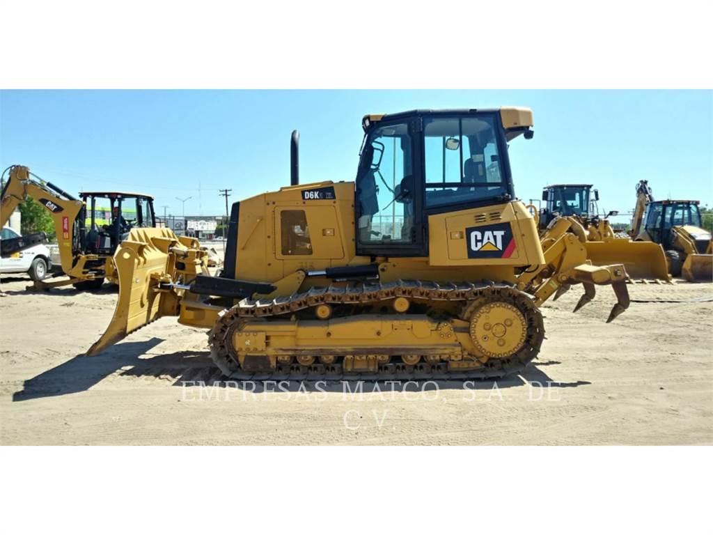 Caterpillar D6K2, Bulldozer, Équipement De Construction