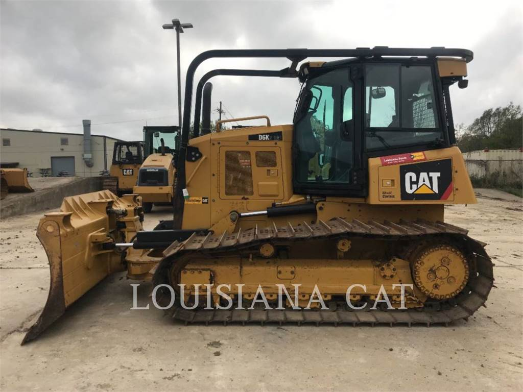 Caterpillar D6K2 LGP, Bulldozers, Bouw