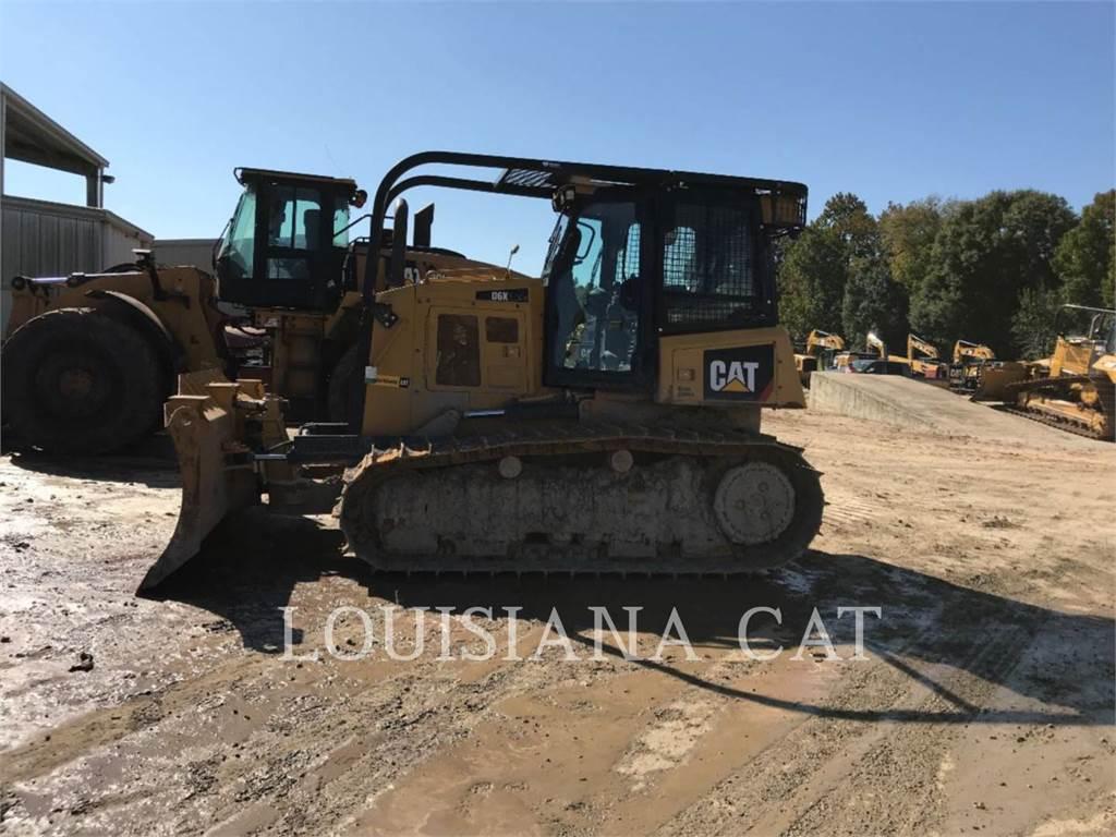 Caterpillar D6K2 LGP, Crawler dozers, Construction