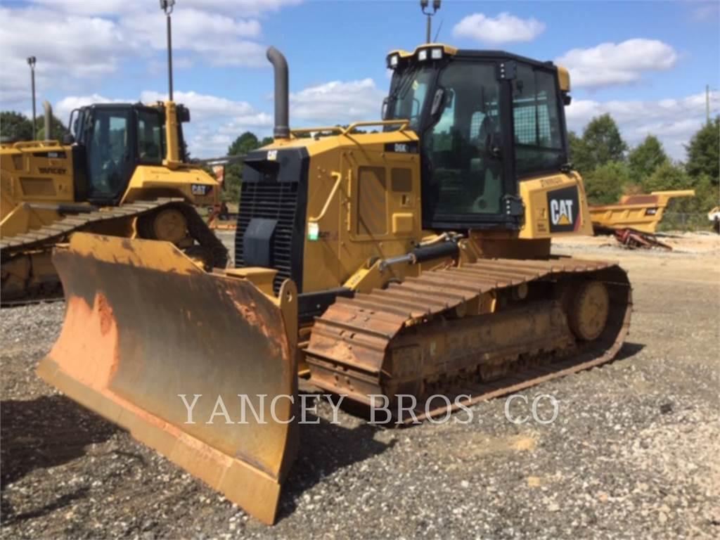 Caterpillar D6K2 LGP, Bulldozers, Construcción