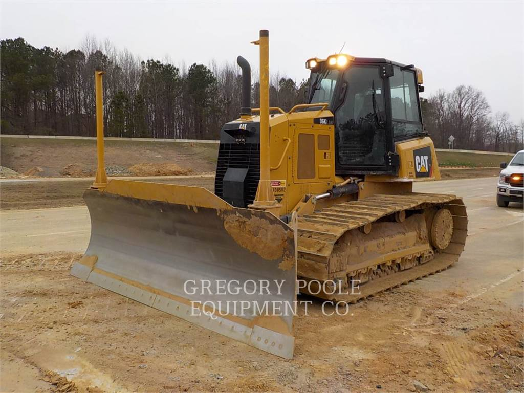 Caterpillar D6K2 LGP, Bulldozer, Équipement De Construction