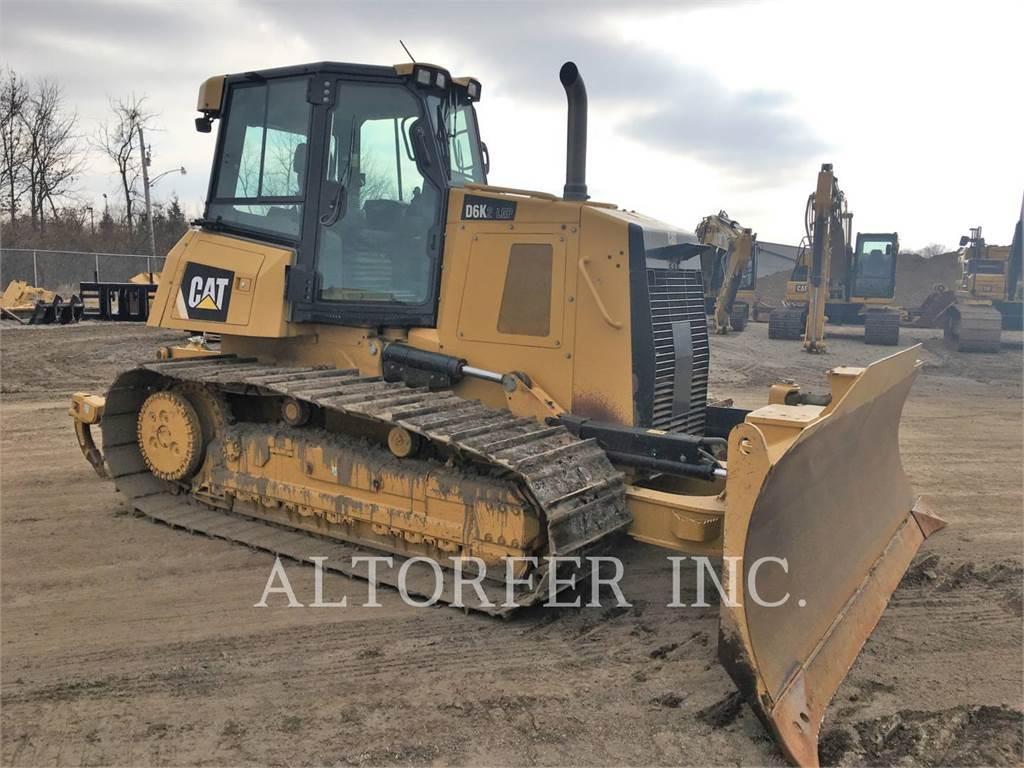 Caterpillar D6K2 LGP R, Dozers, Construction