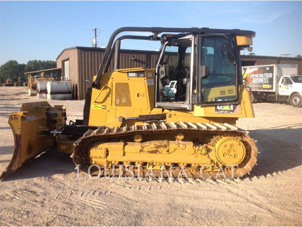 Caterpillar D6K2 LGPTC, Dozers, Construction