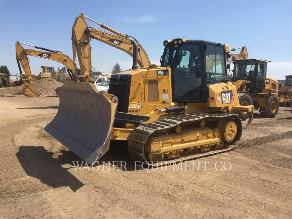 Caterpillar D6K2 XL, Bulldozers, Construcción