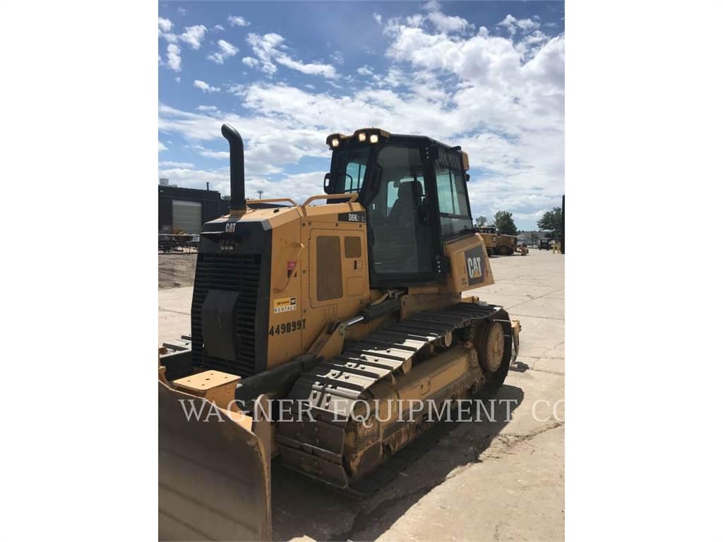 Caterpillar D6K2 XL, Bulldozer, Équipement De Construction