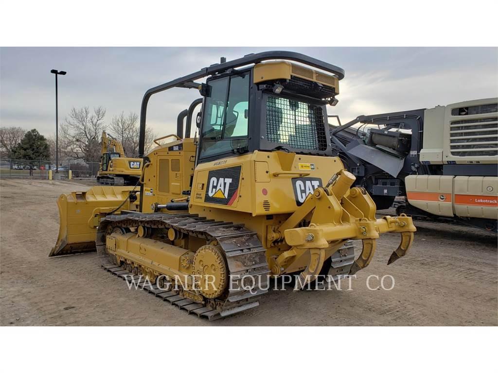 Caterpillar D6K2 XL, Crawler dozers, Construction