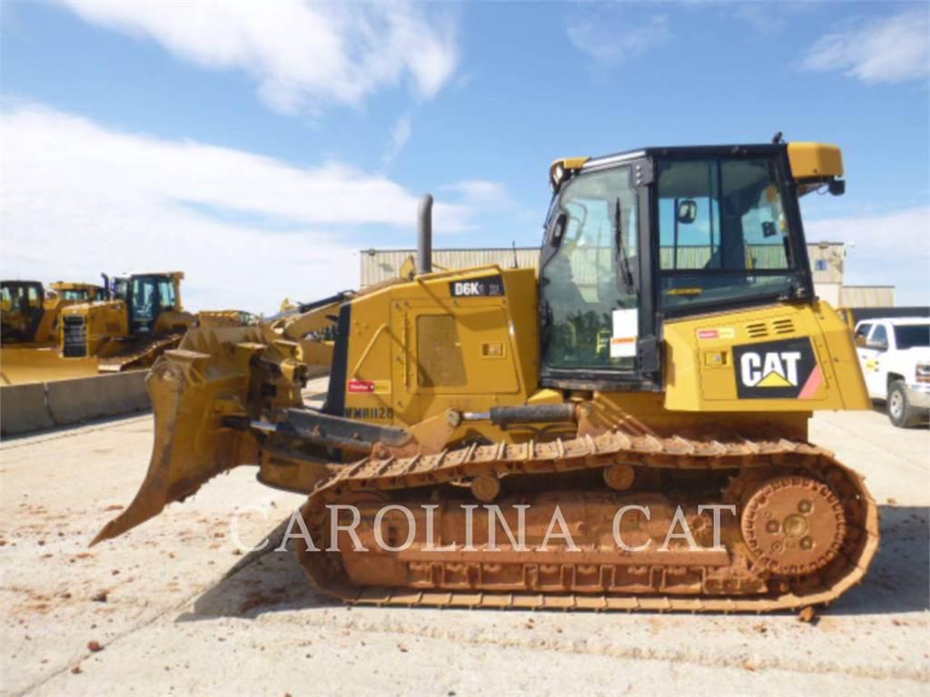 Caterpillar D6K2 XL, Buldozere, Constructii