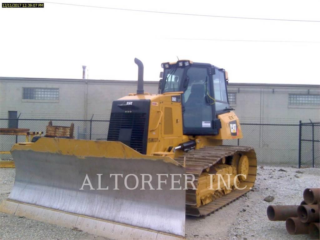 Caterpillar D6K2LGP, Bulldozer, Équipement De Construction