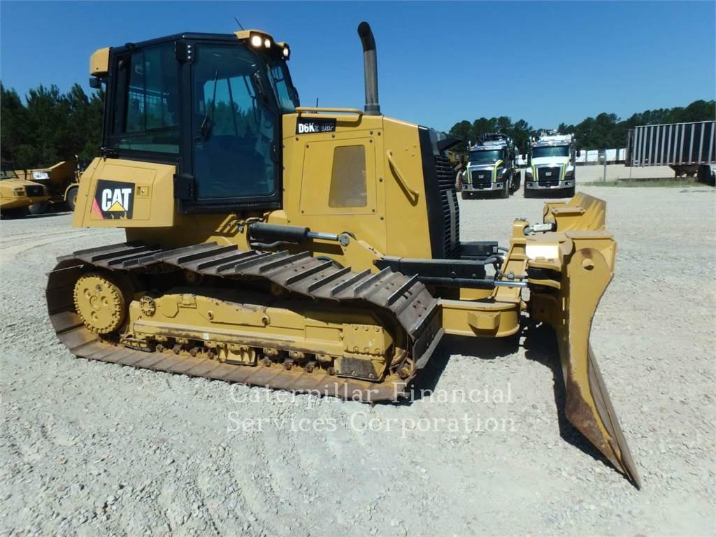 Caterpillar D6K2LGP, Spycharki, Sprzęt budowlany