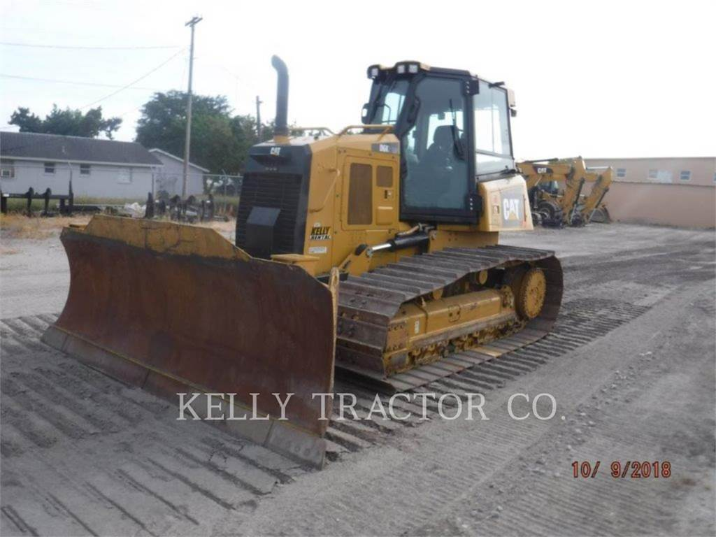 Caterpillar D6K2LGP, Buldozere, Constructii