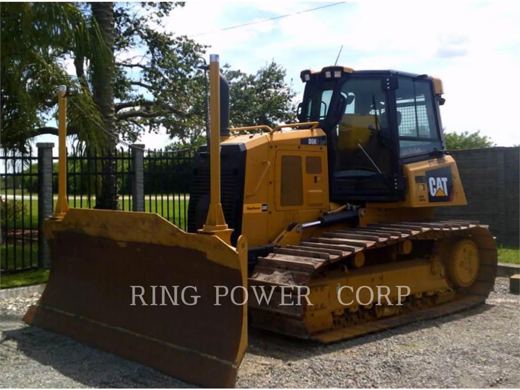 Caterpillar D6K2LGP, Dozers, Construction