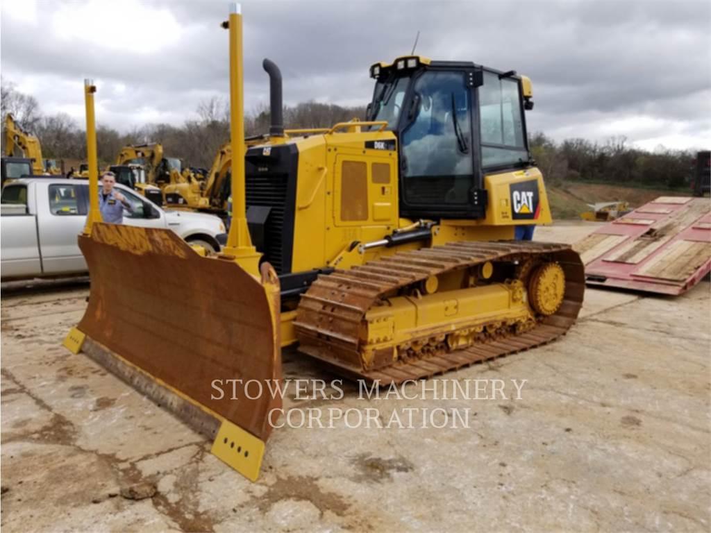 Caterpillar D6K2LGP, carregadeira de esteiras, Equipamentos Construção