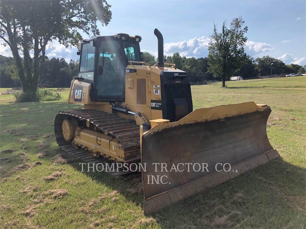 Caterpillar D6K2LGP, Bulldozers, Bouw