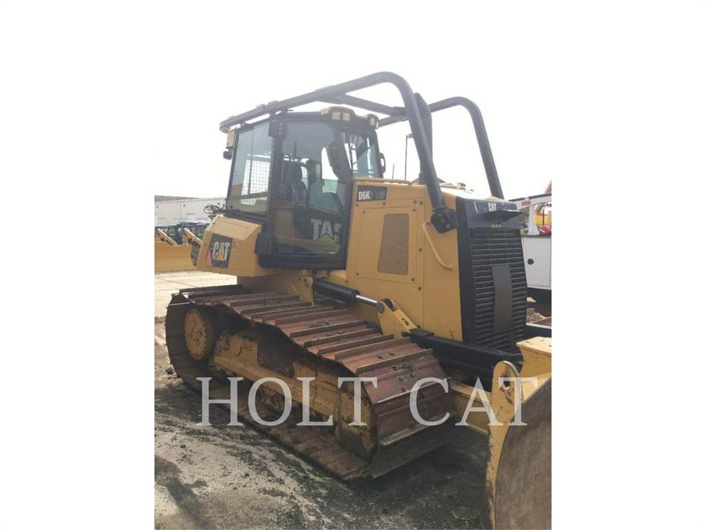 Caterpillar D6K2LGP, Dozers, Construction