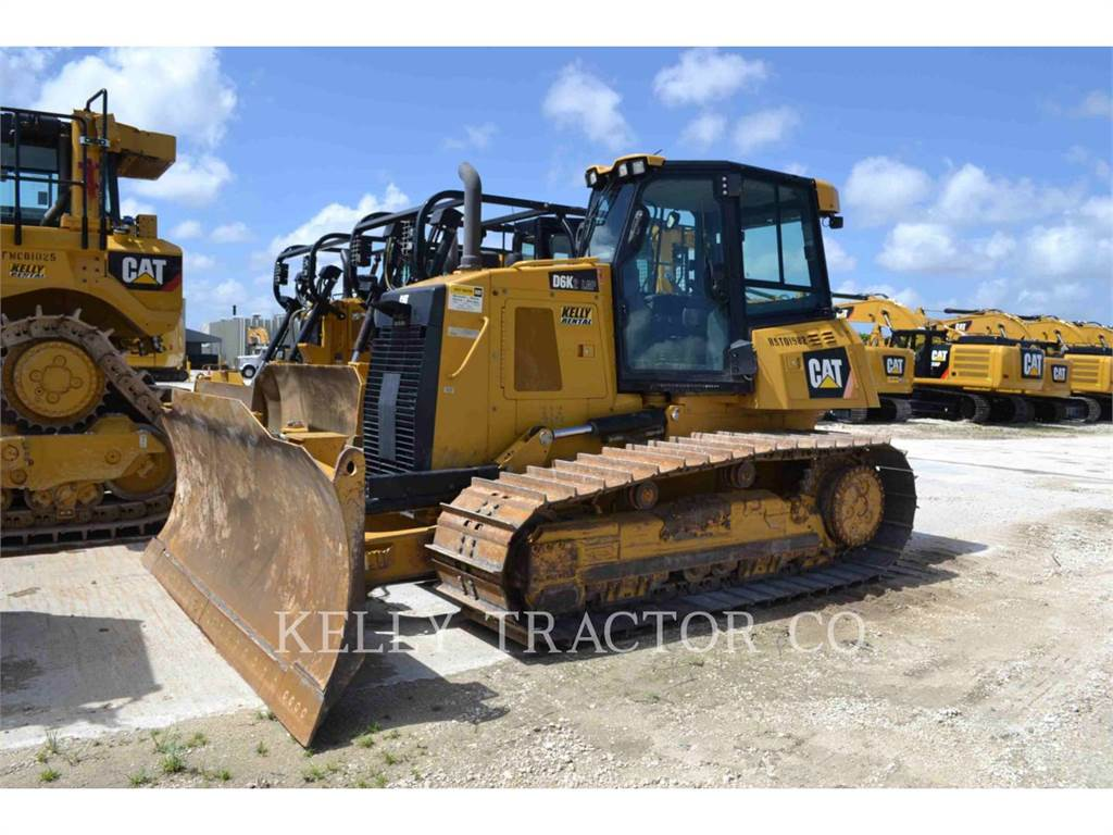 Caterpillar D6K2LGP, Bulldozer, Équipement De Construction