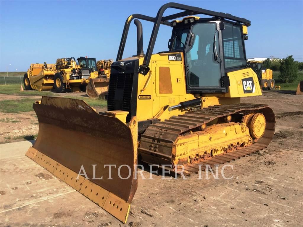 Caterpillar D6K2LGP, Bulldozers, Attrezzature Da Costruzione