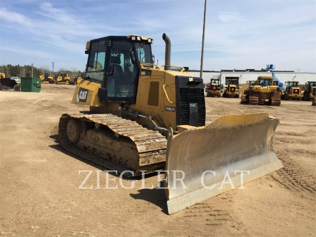Caterpillar D6K2LGPA, Bulldozers, Attrezzature Da Costruzione