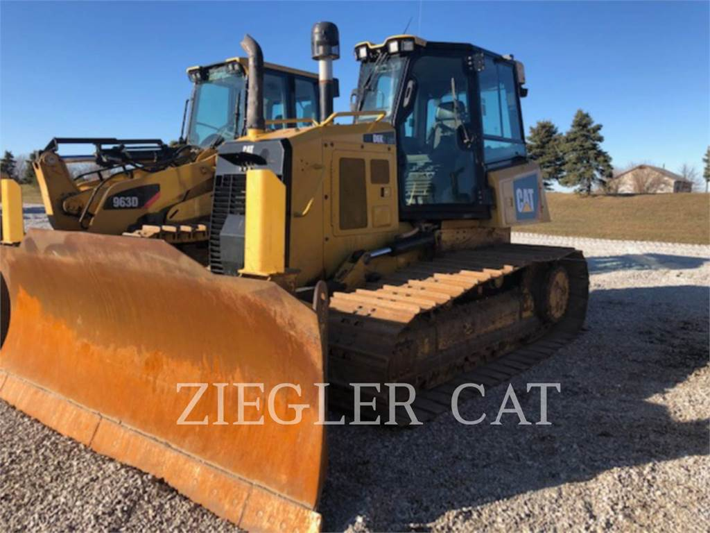Caterpillar D6K2LGPA, Dozers, Construction