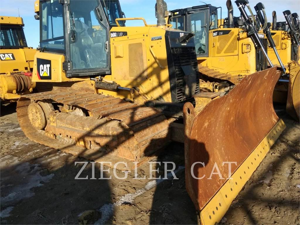 Caterpillar D6K2LGPA、ブルドーザー、建設