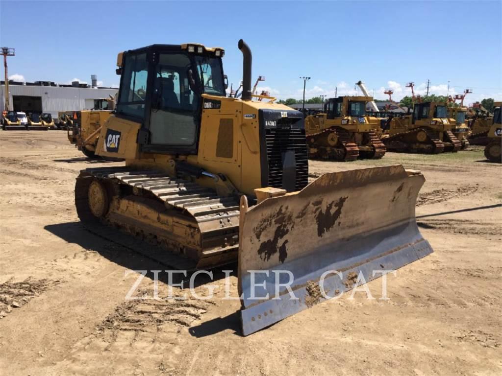 Caterpillar D6K2LGPA, Dozers, Construction