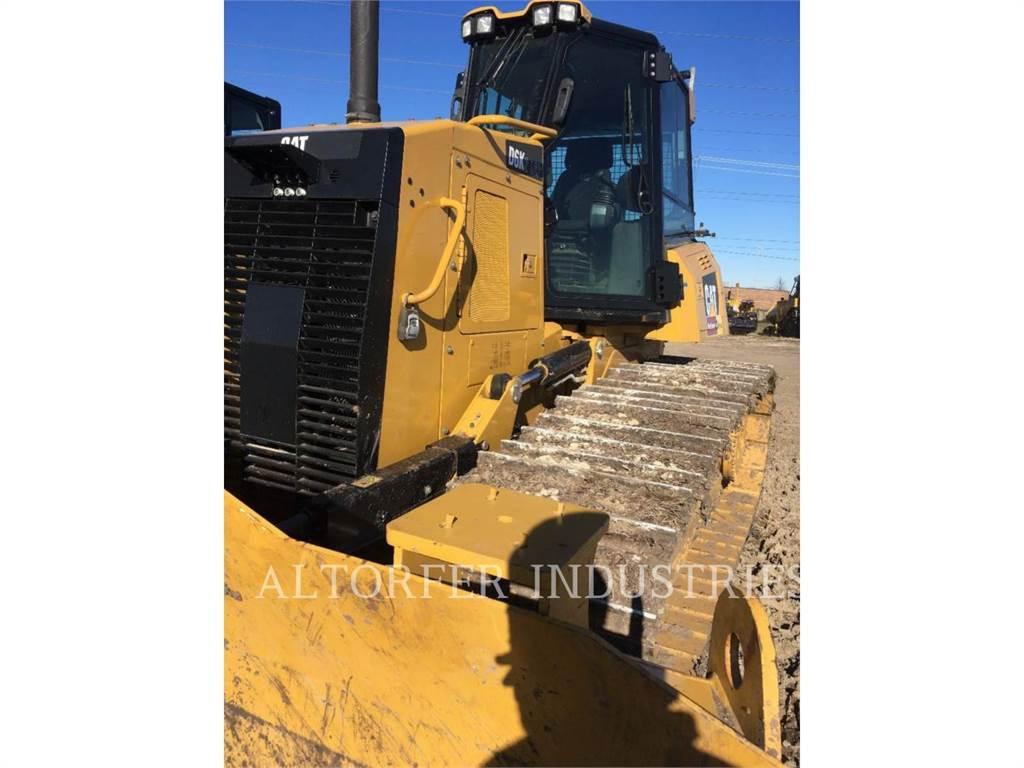 Caterpillar D6K2LGPWIN, Bulldozers, Construcción