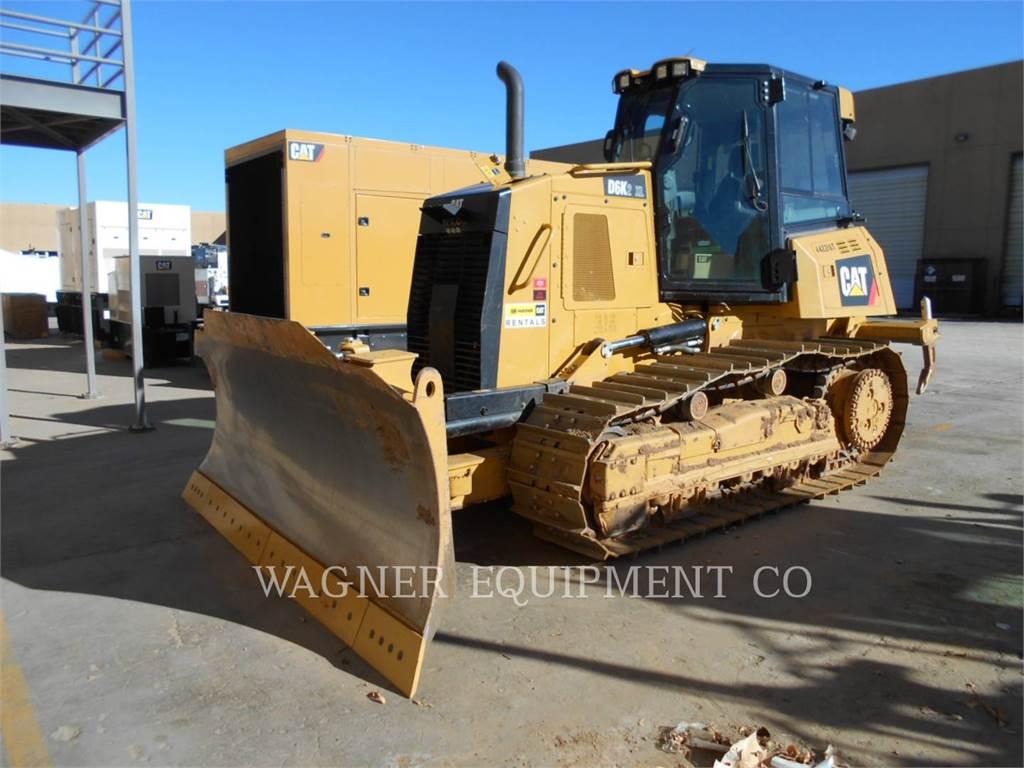Caterpillar D6K2XL, Bulldozers, Construcción