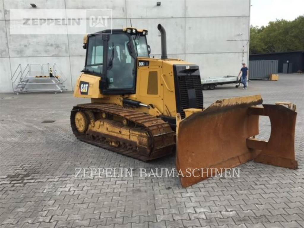 Caterpillar D6K2XL、ブルドーザー、建設