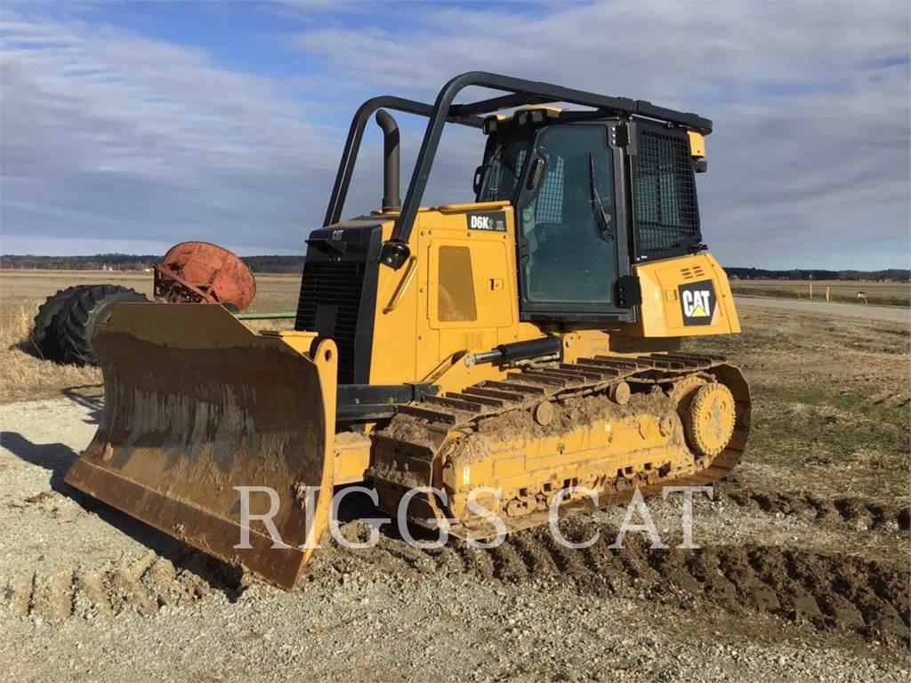 Caterpillar D6K2XL, Planierraupen, Bau-Und Bergbauausrüstung
