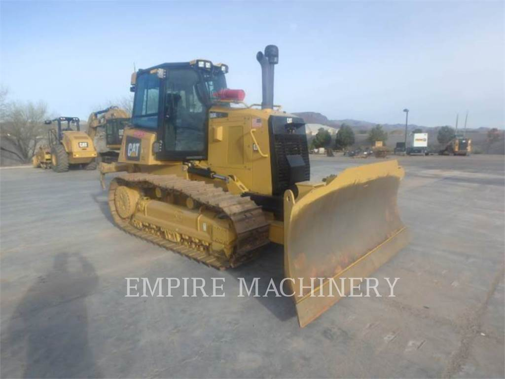 Caterpillar D6K2XL, Bulldozer, Équipement De Construction