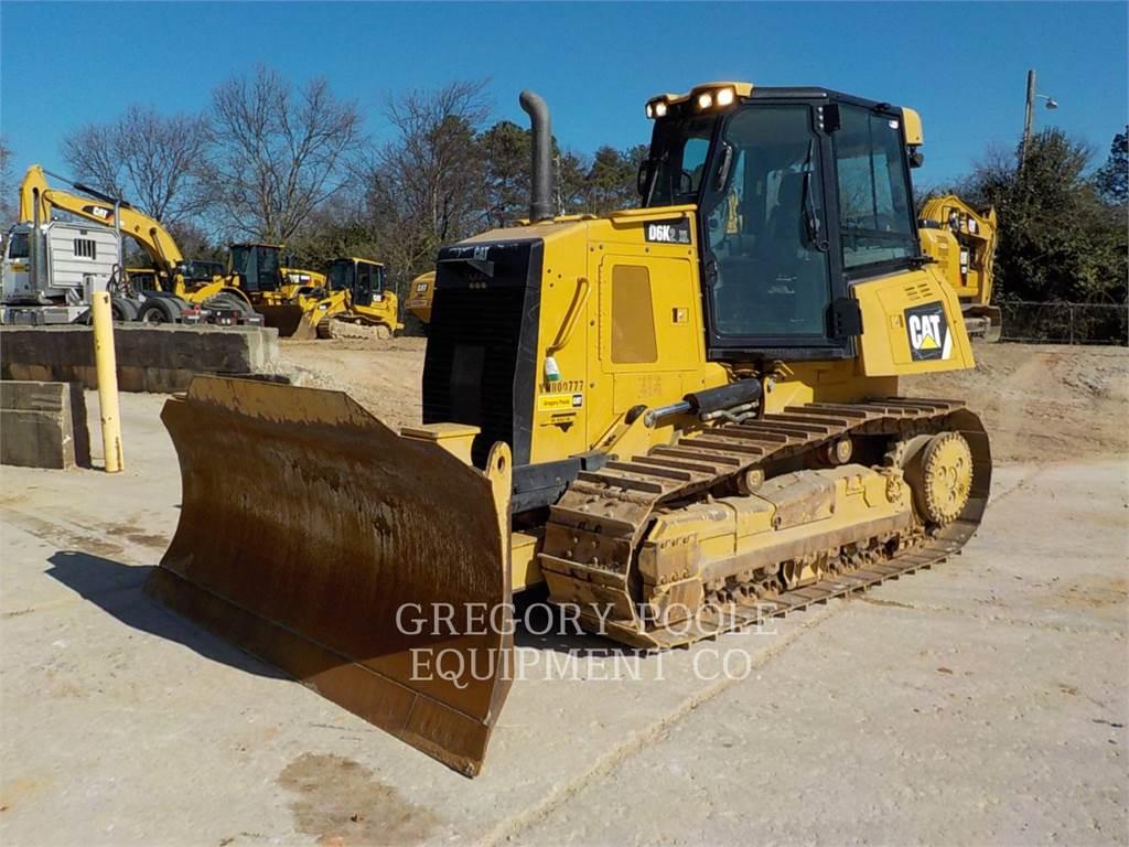 Caterpillar D6K2XL, Spycharki, Sprzęt budowlany