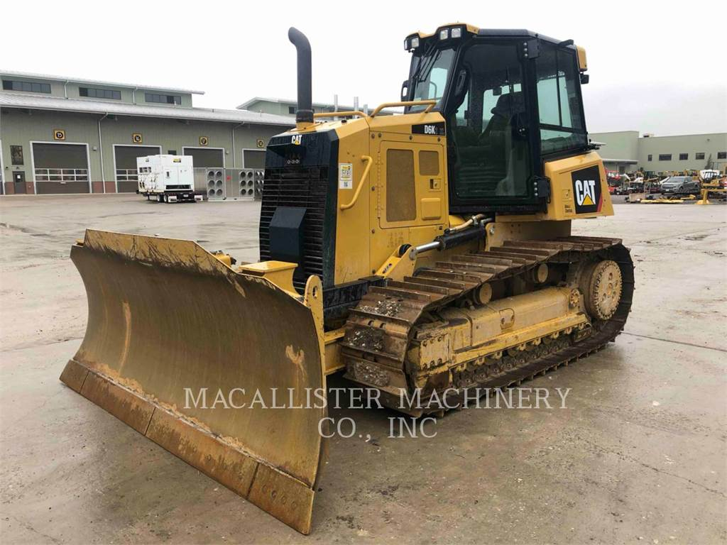 Caterpillar D6K2XL, Dozers, Construction